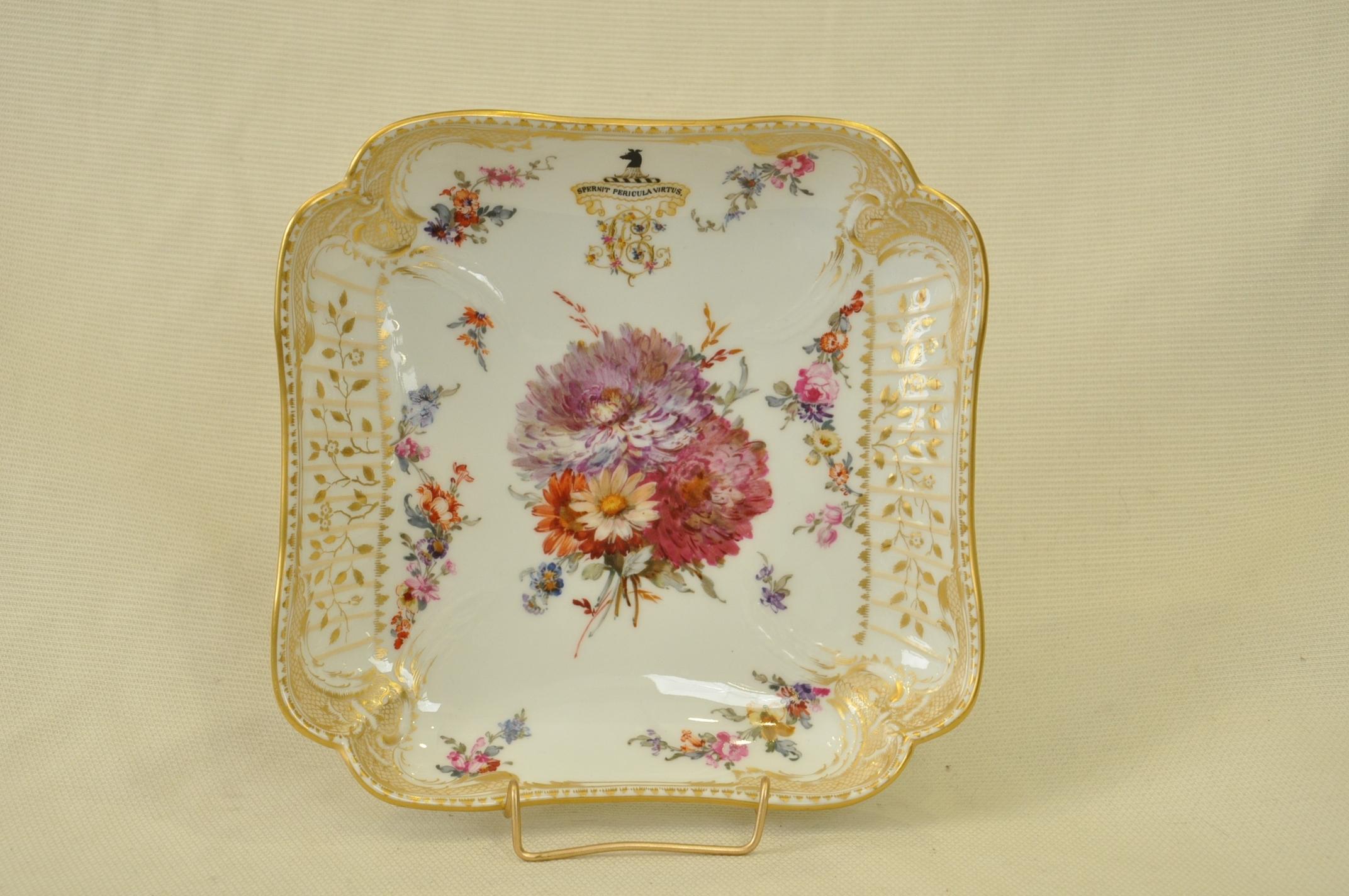Kpm Porcelain Dish